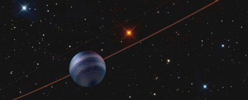 This Newly Discovered World Is The Closest Directly Imaged Exoplanet Ever