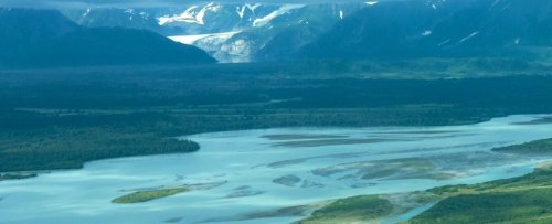 'River Piracy' Phenomenon Set to Steal Alaskan River, Scientists Predict