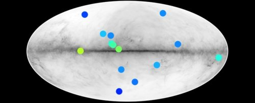 There Could Be 14 Antimatter Objects Lurking Out There in The Milky Way