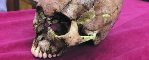 Mysterious Skeletons of an Unknown People Rewrite The History of Japanese Ancestry