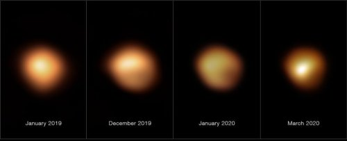 The Mystery of Betelgeuse's Great Dimming Has Officially Been Solved!