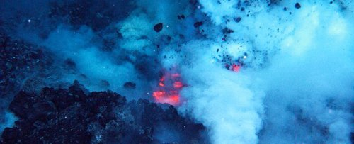 Volcanic Blasts Deep Under The Ocean Are Shockingly Powerful, New Study Reveals