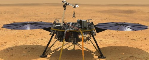 NASA's Insight Mars Lander Is 'in Crisis', And Has Entered Emergency Hibernation