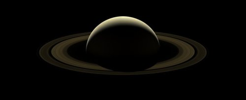 Saturn Has a Weirdly Neat, Symmetrical Magnetic Field. We May Finally Know Why