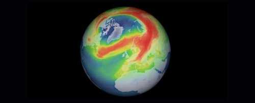 We May Finally Know What Caused That Huge Ozone Hole in The Arctic Last Year