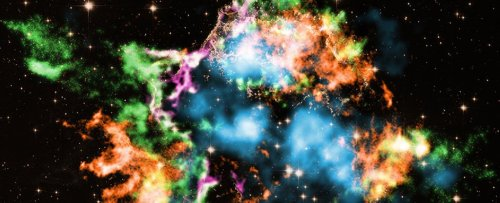 'Titanium Bubbles' May Explain Why Stars Explode Despite Running Out of Fuel