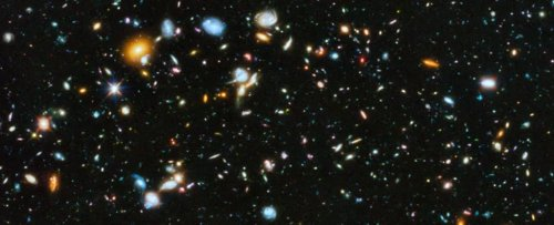 A Physicist Quantified The Amount of Information in The Entire Observable Universe