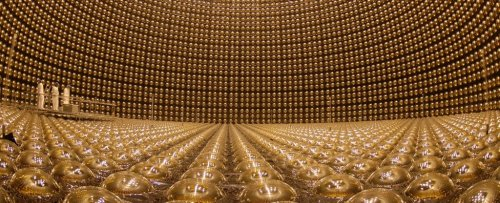 This Beautiful Golden Chamber Contains Water So Pure It Can Dissolve Metal