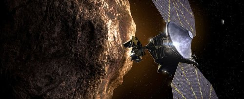 Lucy Spacecraft Launches on Ambitious Mission to Study The Origins of The Solar System