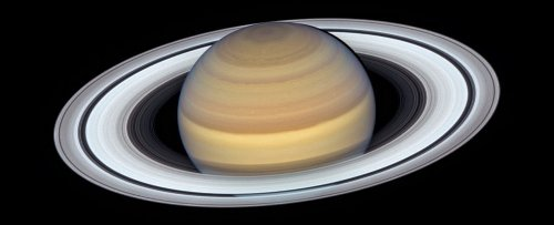 This Stunning Animation Shows Why Saturn's Rings Are Like a 'Mini Solar System'