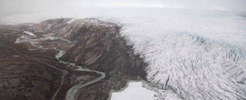 A 'Massive Melting Event' Has Struck Greenland Due to Northern Hemisphere Heatwave