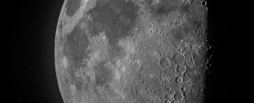 The Surprising Reason The Moon Has Fewer Craters Than It Probably Should
