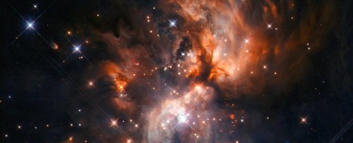Hubble's Latest Image Release Is So Beautiful, It Should Be Illegal