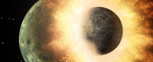 A Buried Chunk of Alien World Could Be Behind a Weak Spot in Earth's Magnetic Field