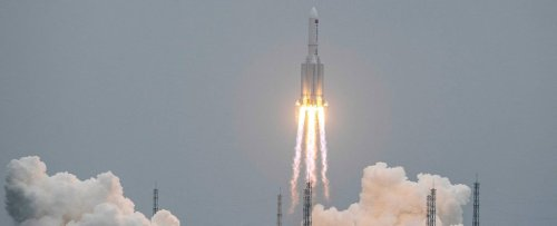 Uncontrolled Rocket Segment Finally Re-Entered Earth's Atmosphere