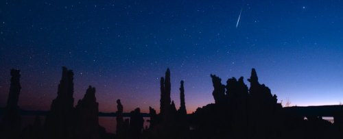 The Leonid Meteor Shower Peaks on Monday Night, Here's What to Expect