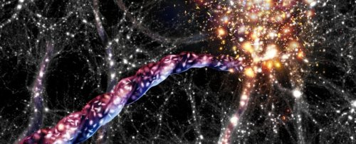 Astronomers Just Detected Possibly The Largest Rotating Structures in The Universe