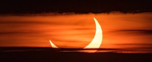 Feast Your Eyes on Glorious Photos of Yesterday's 'Ring of Fire' Solar Eclipse