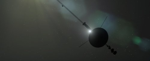 Voyager 1 Is Detecting a 'Hum' of Plasma Waves in The Void of Interstellar Space