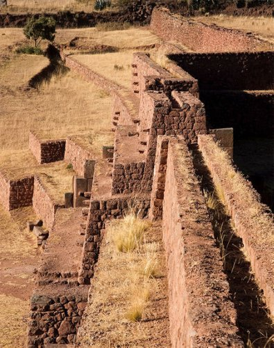 Shrewd water use helped South America's first empire thrive. So why did a drought destroy it?