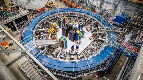 The cloak-and-dagger tale behind this year's most anticipated result in particle physics