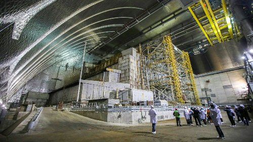 'It's like the embers in a barbecue pit.' Nuclear reactions are smoldering again at Chernobyl