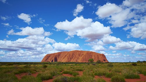 Ancient Australian 'superhighways' suggested by massive supercomputing study