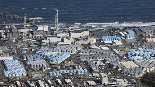 Japan plans to release Fukushima's contaminated water into the ocean