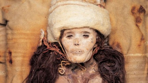 DNA from mysterious Asian mummies reveals their surprising ancestry