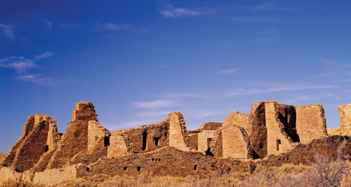 Chaco Canyon's ancient civilization continues to puzzle