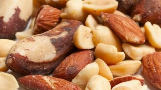 X-ray scans explain how the 'Brazil nut effect' works