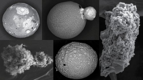Earth sweeps up 5,200 tons of extraterrestrial dust each year