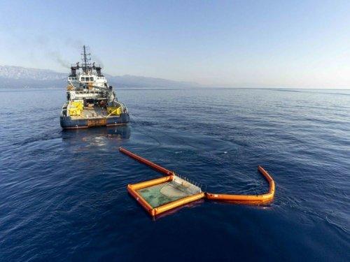 Corse: la pollution en mer dérive vers le sud de l'île