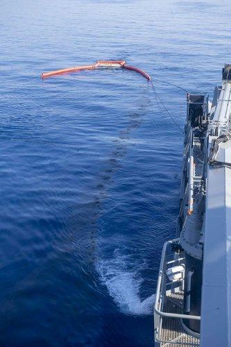 Corse: la pollution en mer s'éloigne des côtes