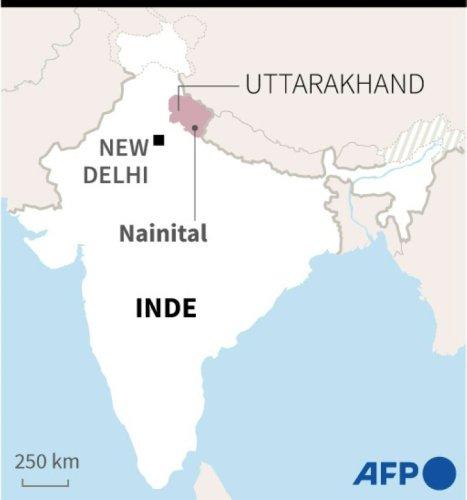 Plus de cent morts en Inde et au Népal dans des inondations et glissements de terrain - Sciences et Avenir