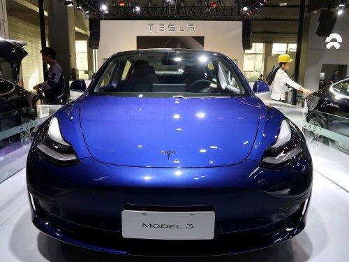 """Tesla """"rappelle"""" des véhicules en Chine pour une mise à jour logicielle"""