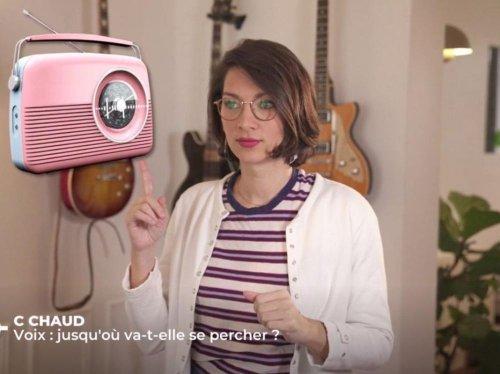 VIDEO. La chronique de Camille : les secrets de la voix et du chant