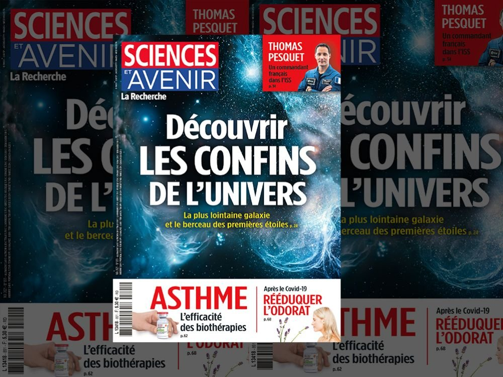 Sciences et Avenir - cover