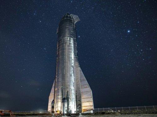La NASA devrait choisir SpaceX pour sa prochaine mission vers la Lune