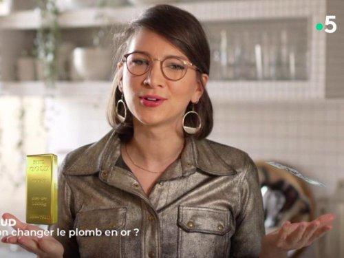 VIDEO. La chronique de Camille : peut-on transformer le plomb en or comme le promet l'alchimie ?