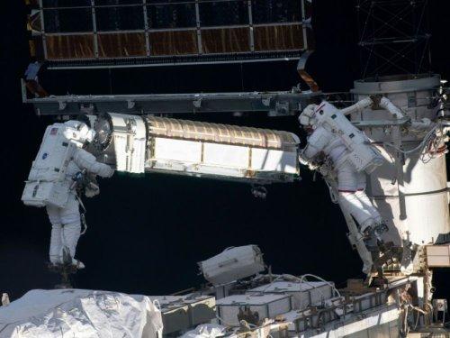 Thomas Pesquet a entamé sa 3ème sortie dans l'espace en un peu plus d'une semaine