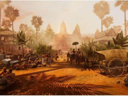 Quand Angkor était une des cités les plus peuplées du monde