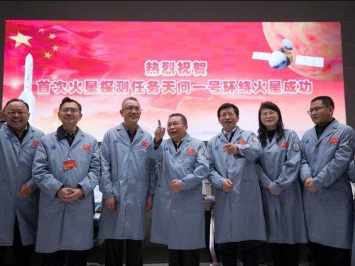 La Chine à la conquête de Mars