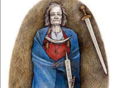 La guerrière du Moyen Âge était un guerrier intersexe - Sciences et Avenir
