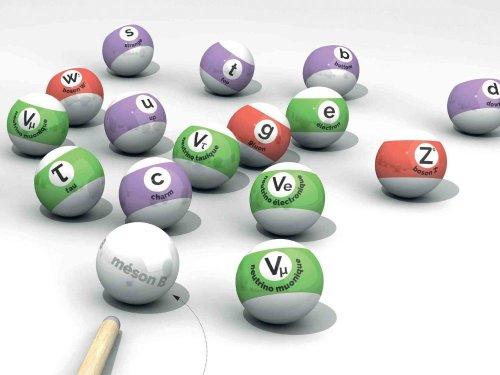 Muon et méson B : ces deux particules qui bousculent la physique