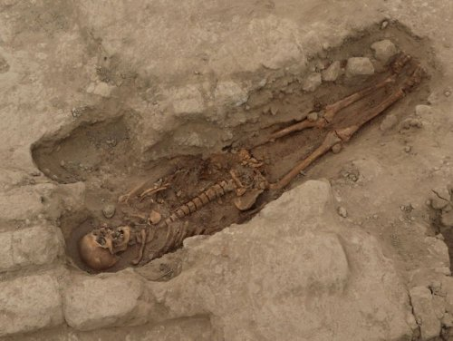 Pérou: découverte d'un site sacrificiel de la culture Wari, vieille d'un millénaire - Sciences et Avenir