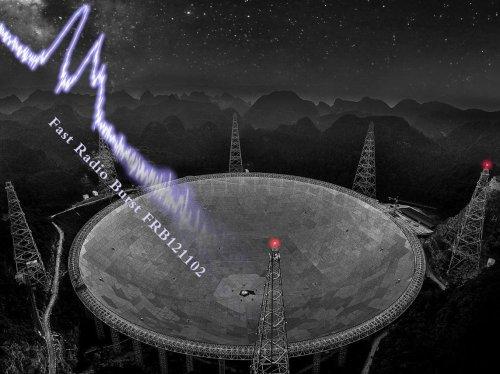 Fast radio burst : 1.652 explosions en seulement 47 jours ! - Sciences et Avenir