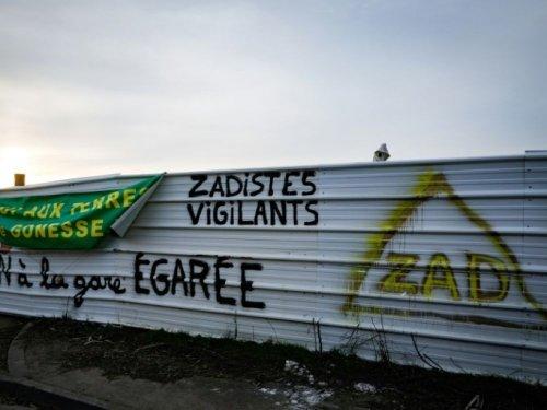 La ZAD du Triangle de Gonesse évacuée sans heurt