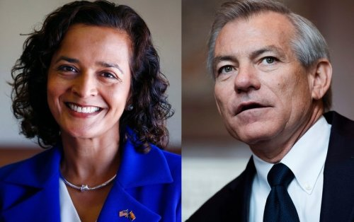 Physician-Politicians Tout Medical Credentials in Key U.S. Congressional Races