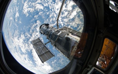 A Glitch Has Knocked the Hubble Space Telescope Offline—for Now